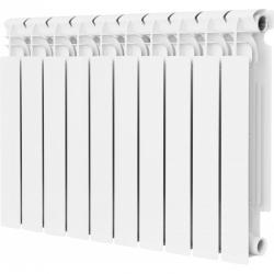 Радиатор биметаллический REMSAN EXPERT РБС-500/100 10 секций (Россия) 1830Вт