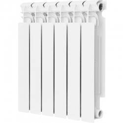 Радиатор биметаллический REMSAN EXPERT РБС-500/100 5 секций (Россия) 915Вт