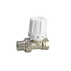 Вентиль радиаторный Ду 15 Remsan, прямой