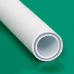 Труба PPR PN 20 белая  (армир. стекл.)  Дн- 32 х 4,4 мм Remsan