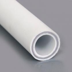 Труба PPR PN 25 белая  (армир. стекл.)  Дн- 75 х 12,5 мм Remsan