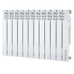 Радиатор алюминиевый REMSAN Master AL-500 (12 секций)